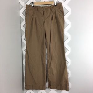 Old Navy Wide Leg Trouser Pants